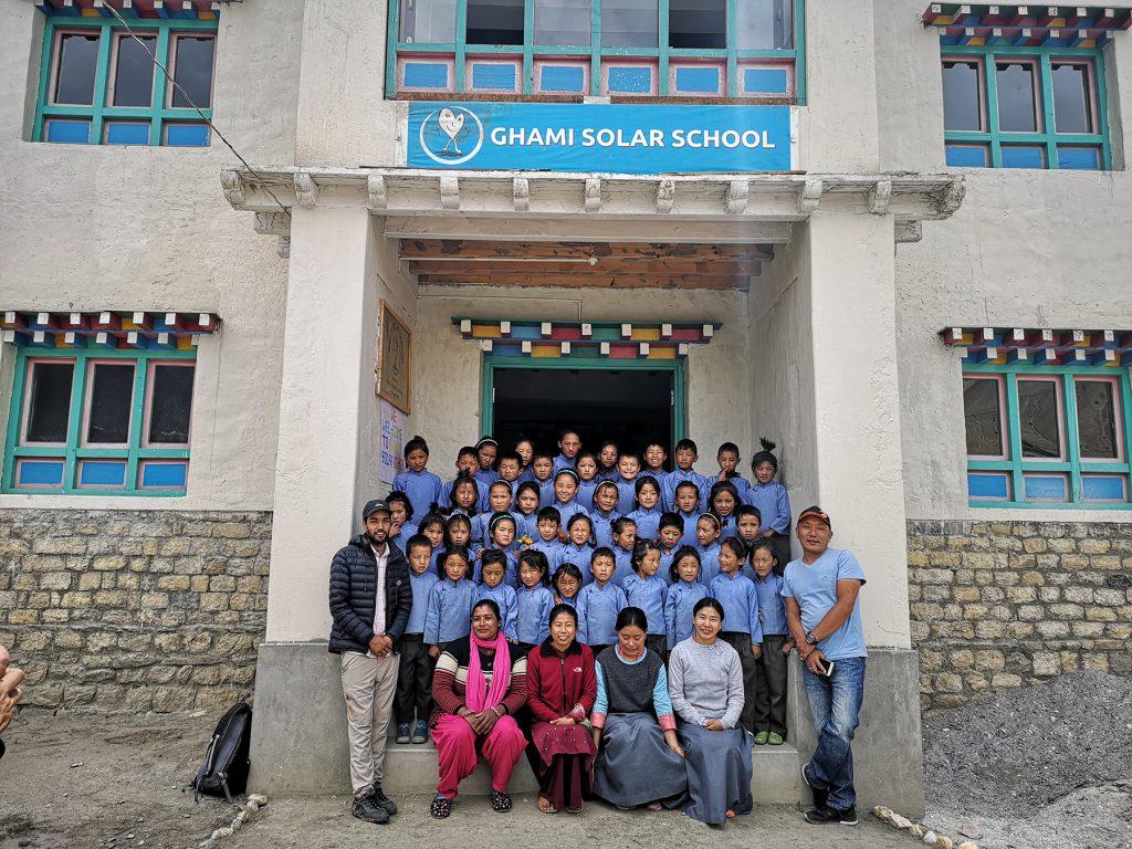 ghami solar school