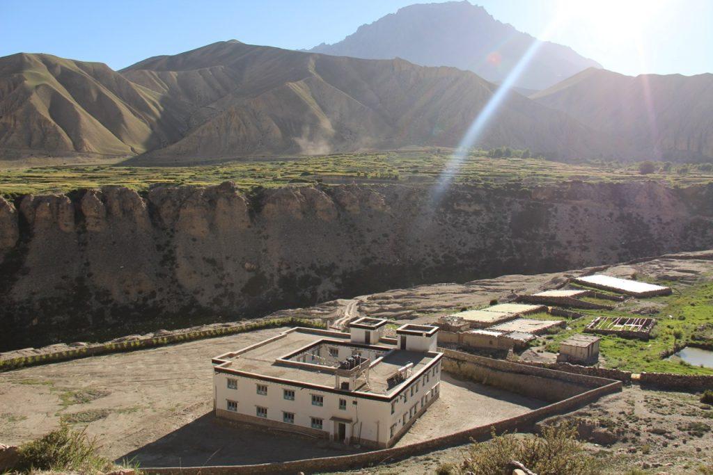 ghami solar school taricone onlus